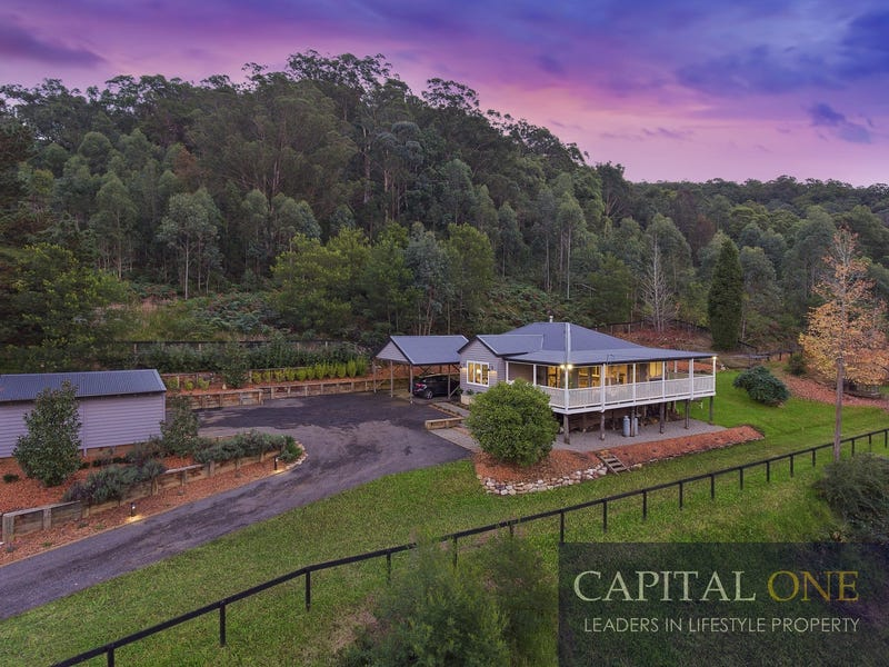 9 Priests Ridge Road, Cedar Brush Creek, NSW 2259