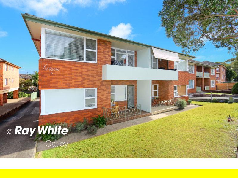 6/3 Letitia Street, Oatley, NSW 2223