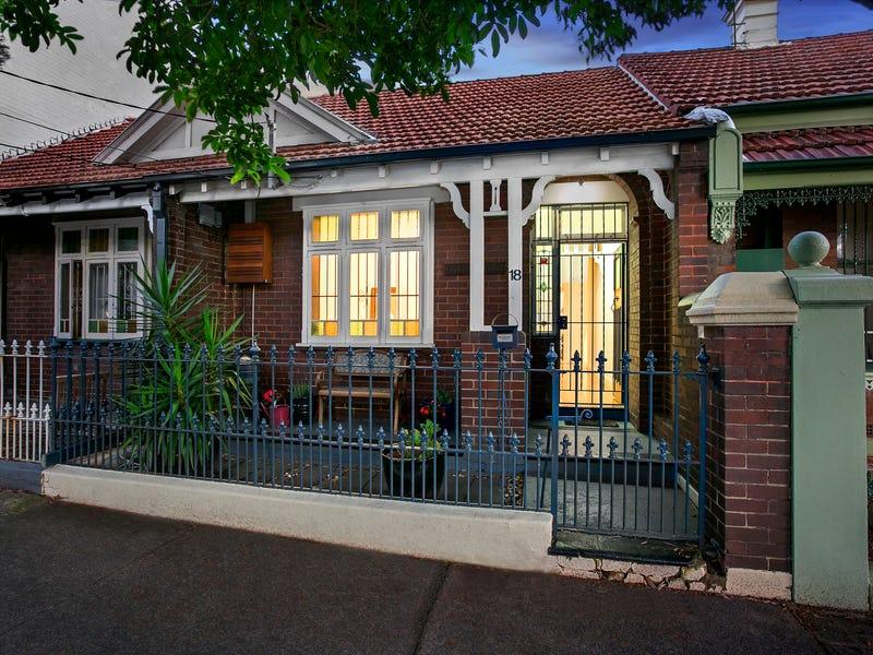 18 Holmwood Street, Newtown, NSW 2042