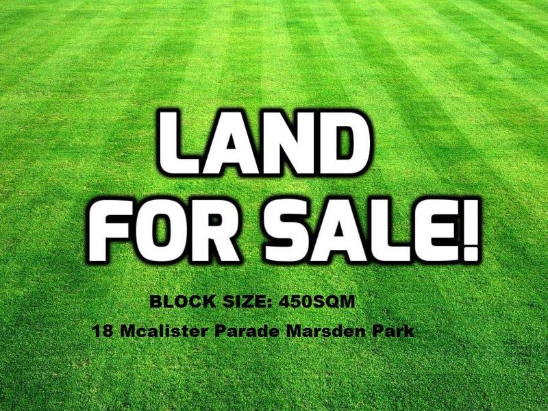 18 McAlister Parade, Marsden Park, NSW 2765