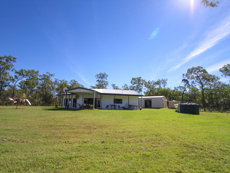 199 Dillon Road, Captain Creek, Qld 4677
