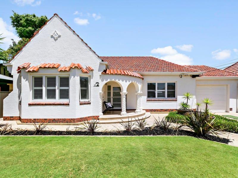 14 Allen Terrace, Glenelg East, SA 5045