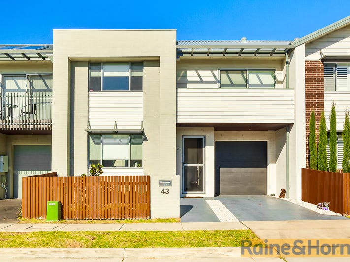 43 Freshwater Road, Rouse Hill, NSW 2155