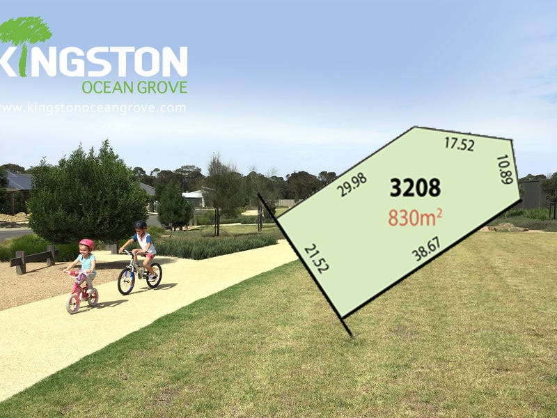Lot 3208 Parkside Boulevard, Ocean Grove, Vic 3226