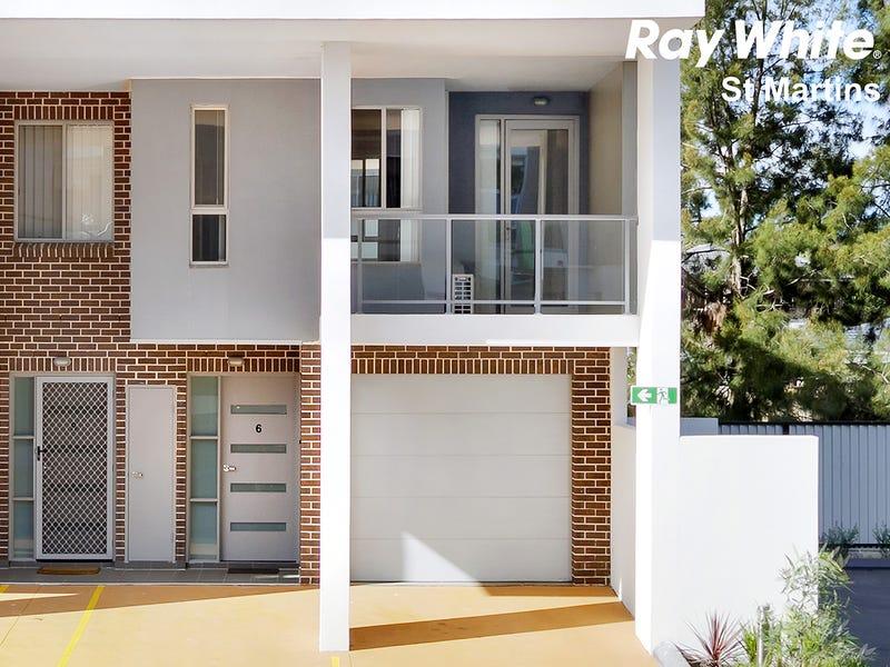 6/8E Myrtle Street, Prospect, NSW 2148