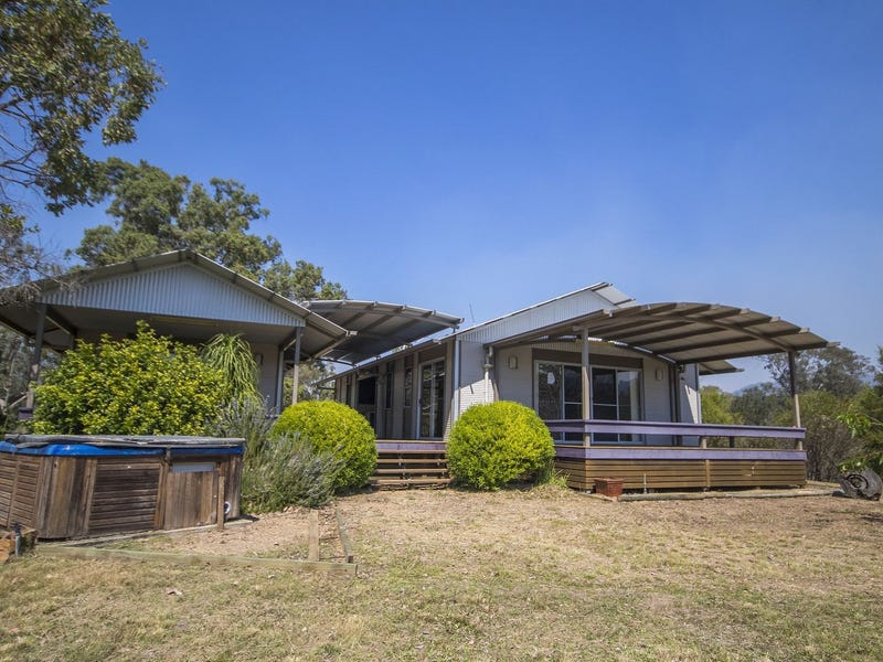 1853 Esk Crows Nest Rd, Biarra, Qld 4313