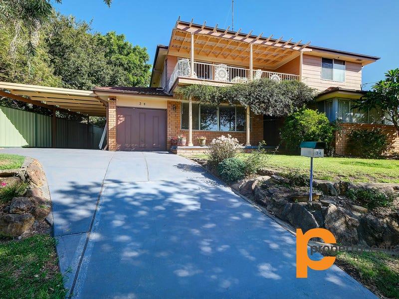 34 Banool Avenue, South Penrith, NSW 2750