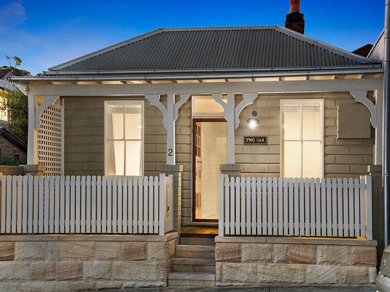 2 Oak Street, North Sydney, NSW 2060