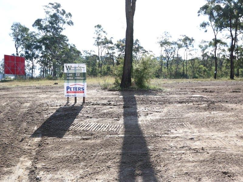 Lot 22 Abbey Circ, Weston, NSW 2326