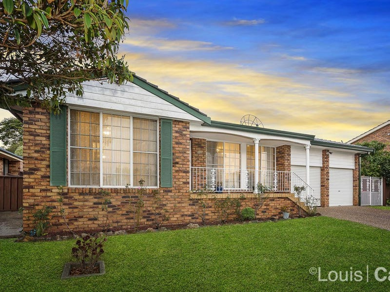 60 Mackillop Drive, Baulkham Hills, NSW 2153