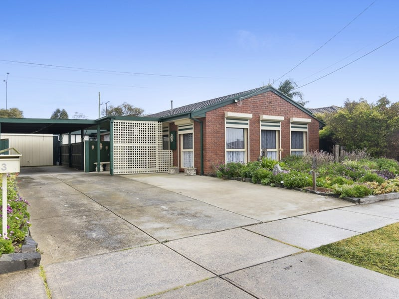 3 Argyle Crescent, Werribee, Vic 3030