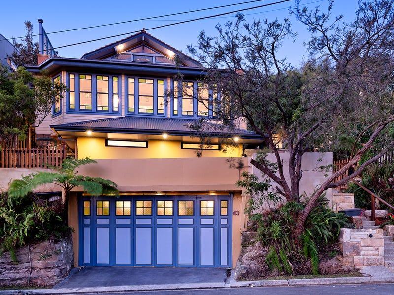 43 Queenscliff Road, Queenscliff, NSW 2096
