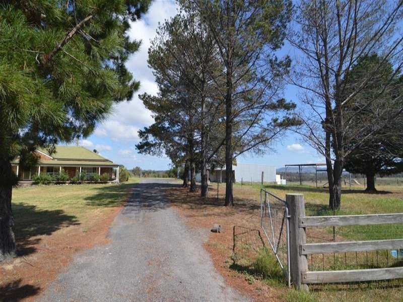 185 Bartletts Road, Rylstone, NSW 2849