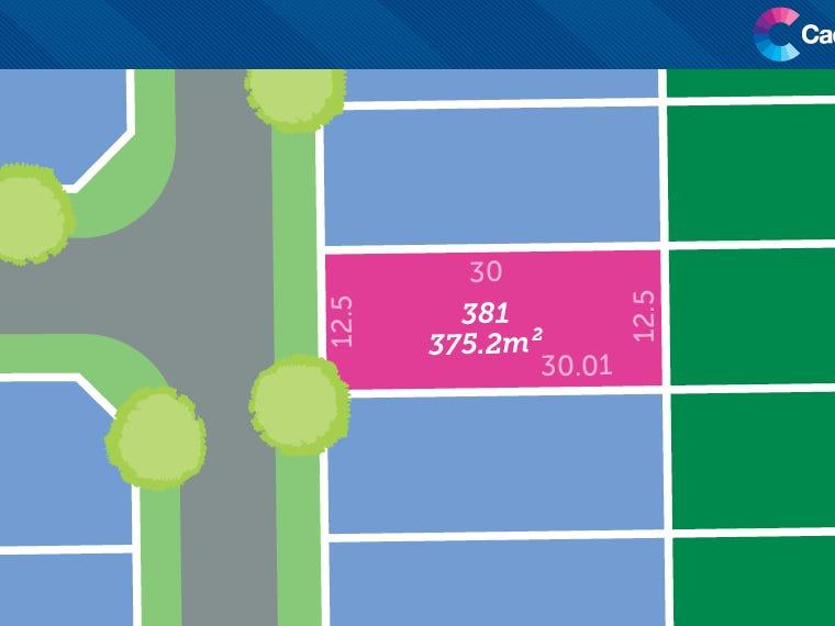 Lot 381 Caddens Hill, Caddens, NSW 2747