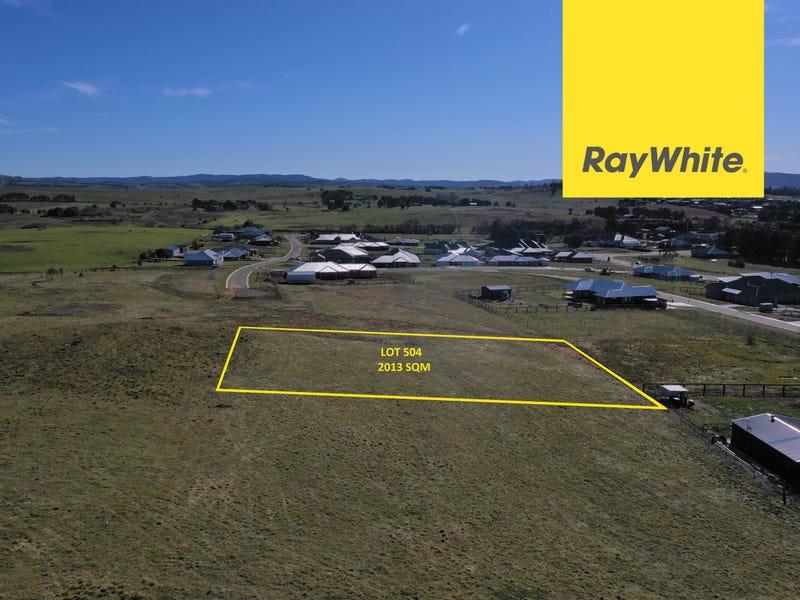 Lot 504 Platypus Circuit, Goulburn, NSW 2580