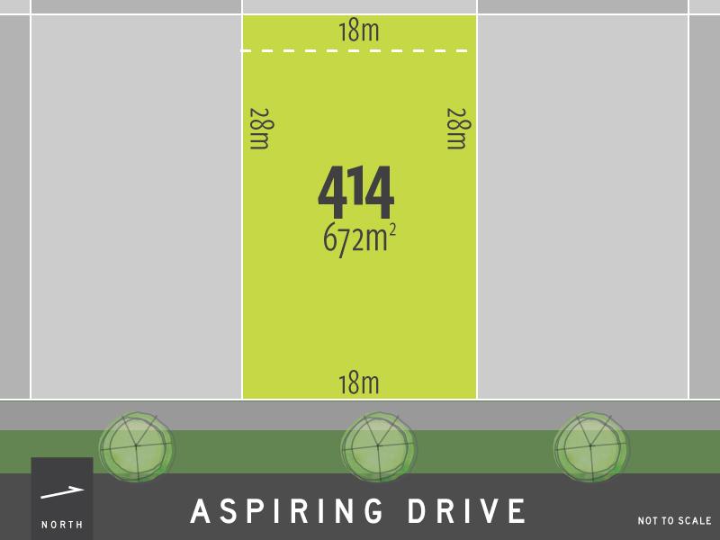 Lot 414, Aspiring Drive, Huntly, Vic 3551
