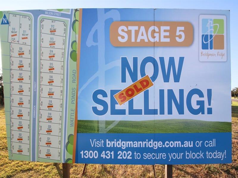 Lot 501-522 Dimmock Street, Singleton, NSW 2330
