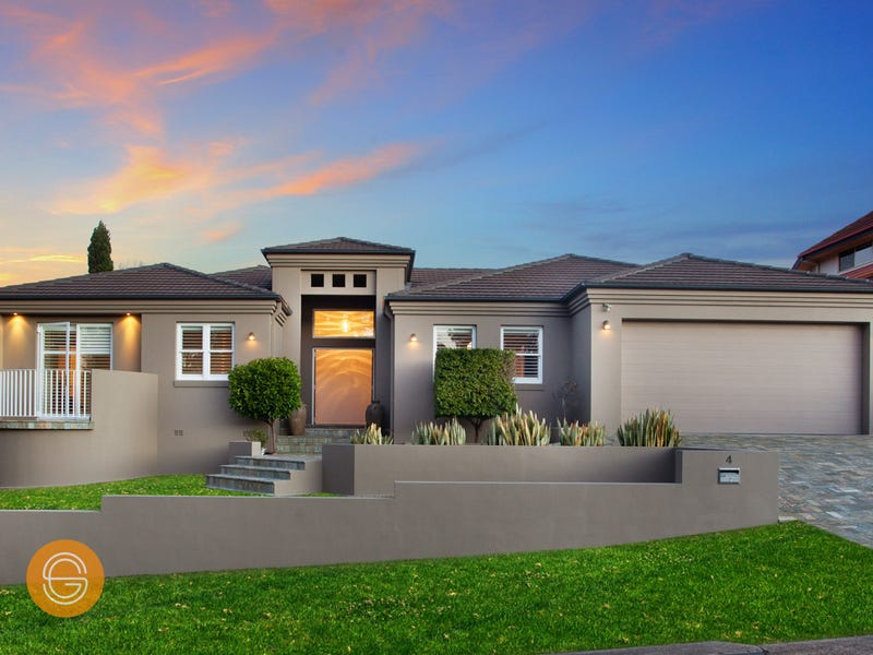 4 Highfield Place, Beaumont Hills, NSW 2155