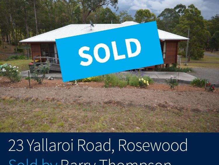 23 Yallaroi Road, Rosewood, NSW 2446
