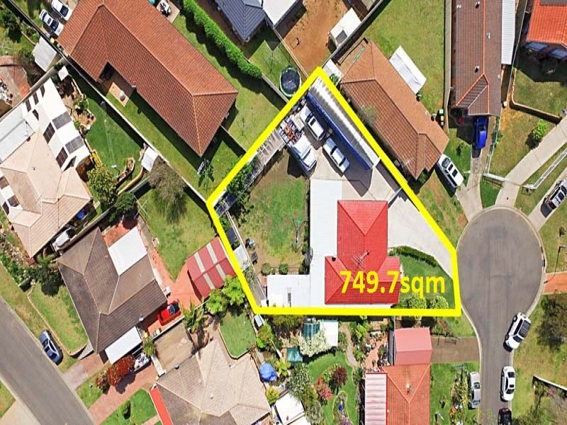 5 Orsino Place, Rosemeadow, NSW 2560