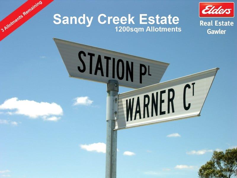 - Warner Court, Sandy Creek
