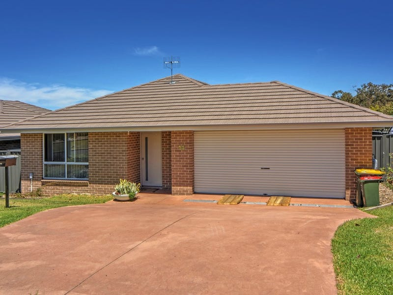 14 Sutherland Drive, North Nowra, NSW 2541