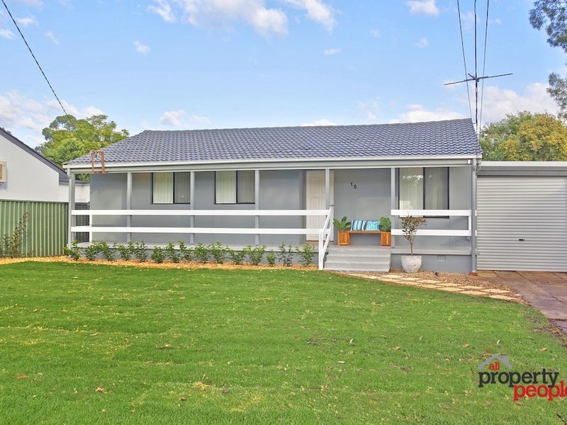 16 Hartog Avenue, Willmot, NSW 2770