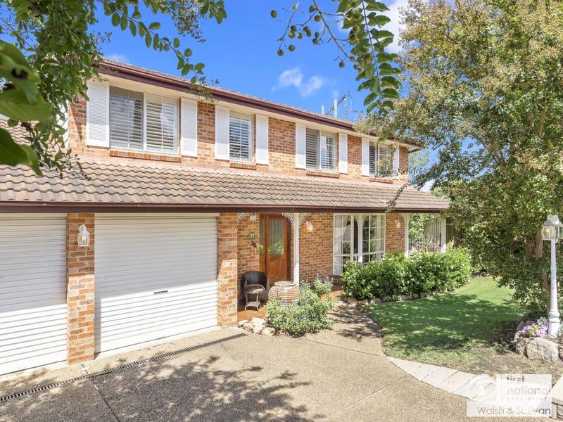 22 Alysse Close, Baulkham Hills, NSW 2153