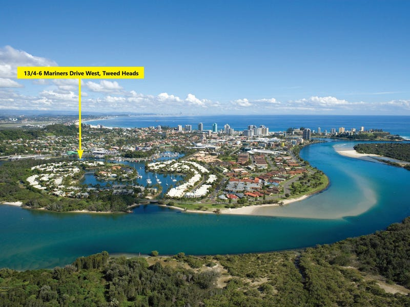 13/4-6 Mariners Drive West, Tweed Heads, NSW 2485