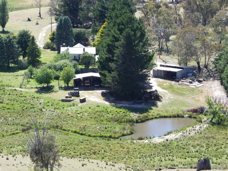 1677 Bobeyan Road, Shannons Flat, NSW 2630