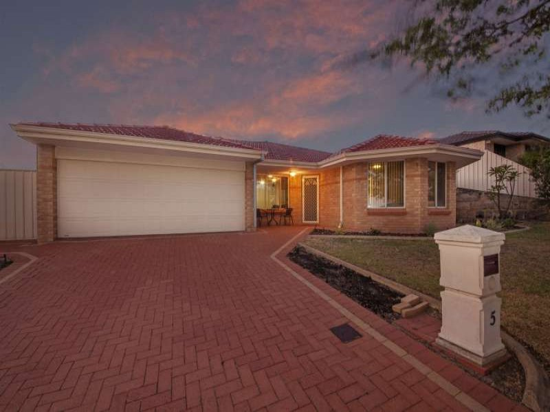 5 Breaden Pass, Success, WA 6164