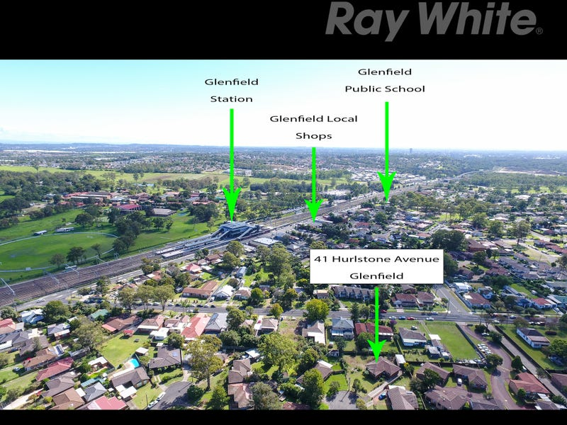 41 Hurlstone Avenue, Glenfield, NSW 2167