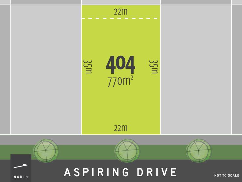 Lot 404, Aspiring Drive, Huntly, Vic 3551