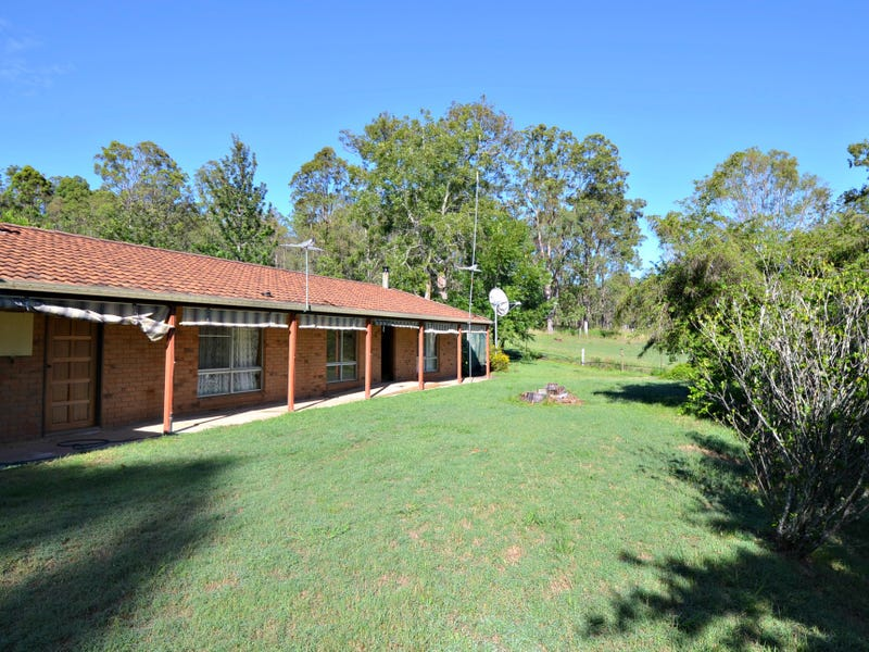 1028 Old Dyraaba Road, Lower Dyraaba, NSW 2470