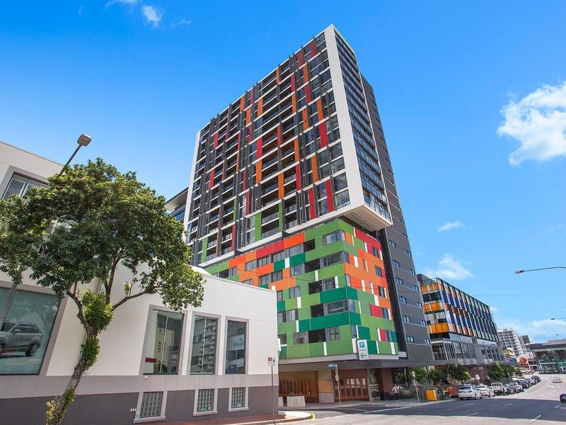 1806/25 Connor Street, Fortitude Valley, Qld 4006