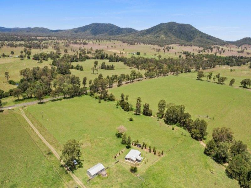 2847 Gympie Woolooga Road, Lower Wonga, Qld 4570