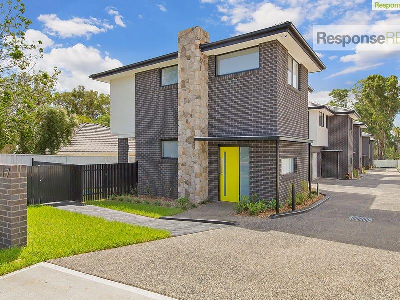 1/17 Jamison Road, Kingswood, NSW 2747