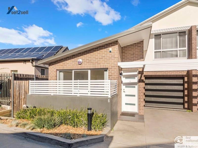 6/54B Binalong Road, Toongabbie, NSW 2146