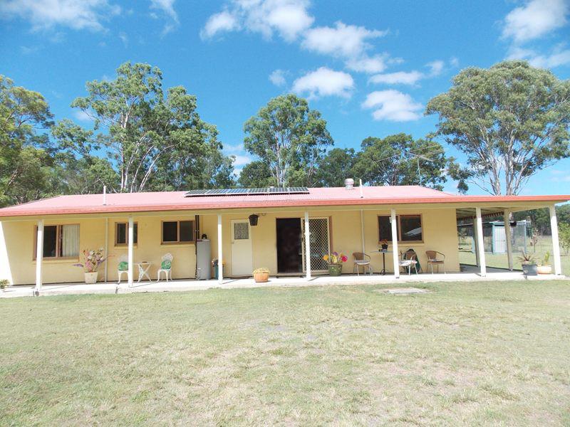 1812 Memerambi Barkers Ck Rd, Wattle Camp, Qld 4615
