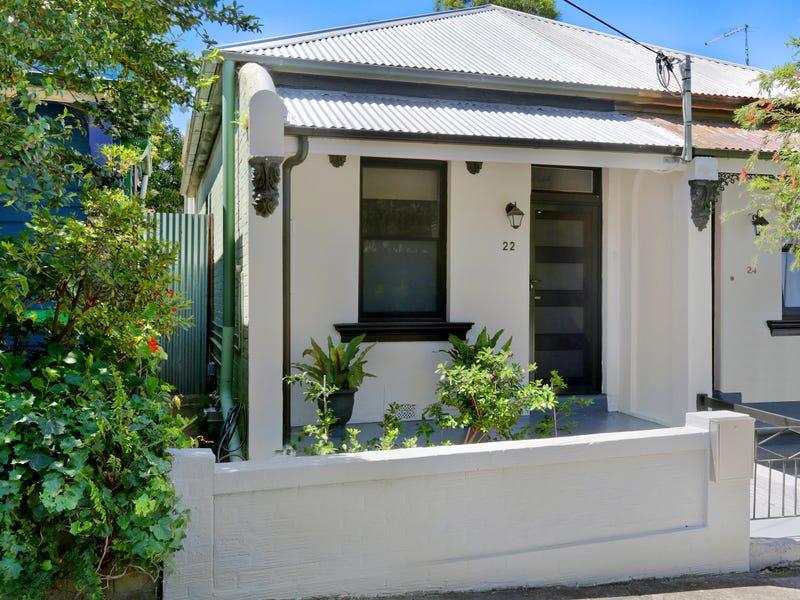 22 Goodsir Street, Rozelle, NSW 2039
