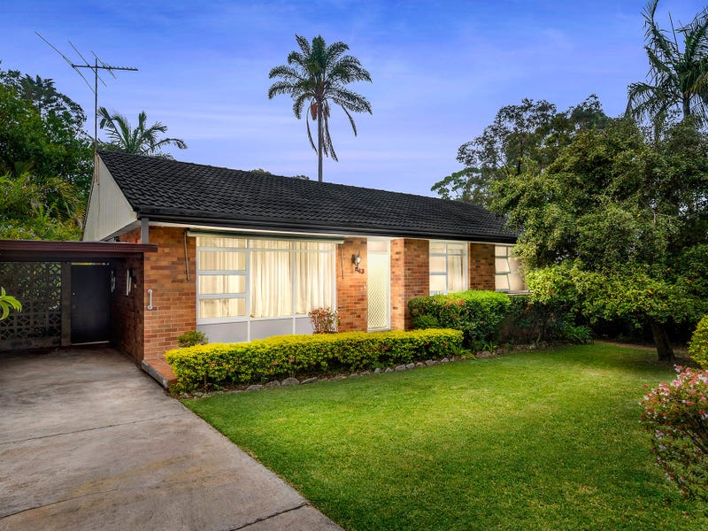 43 Rangers Retreat Road, Frenchs Forest, NSW 2086