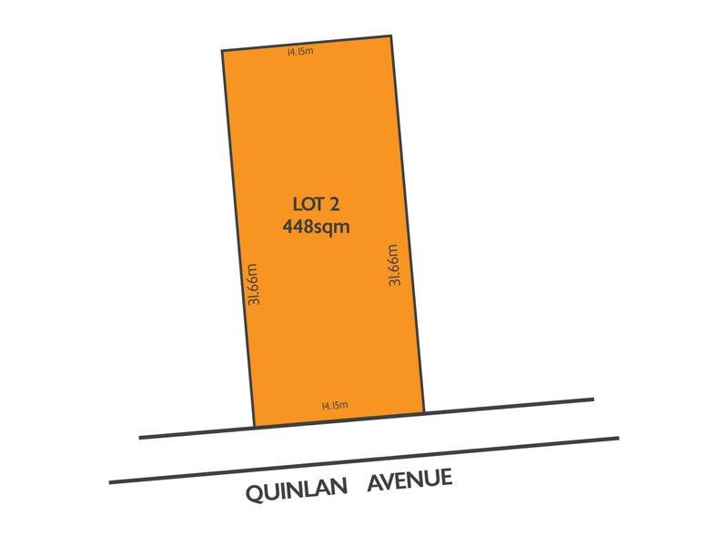 Lot 1-4, 77 Quinlan Avenue, Pasadena