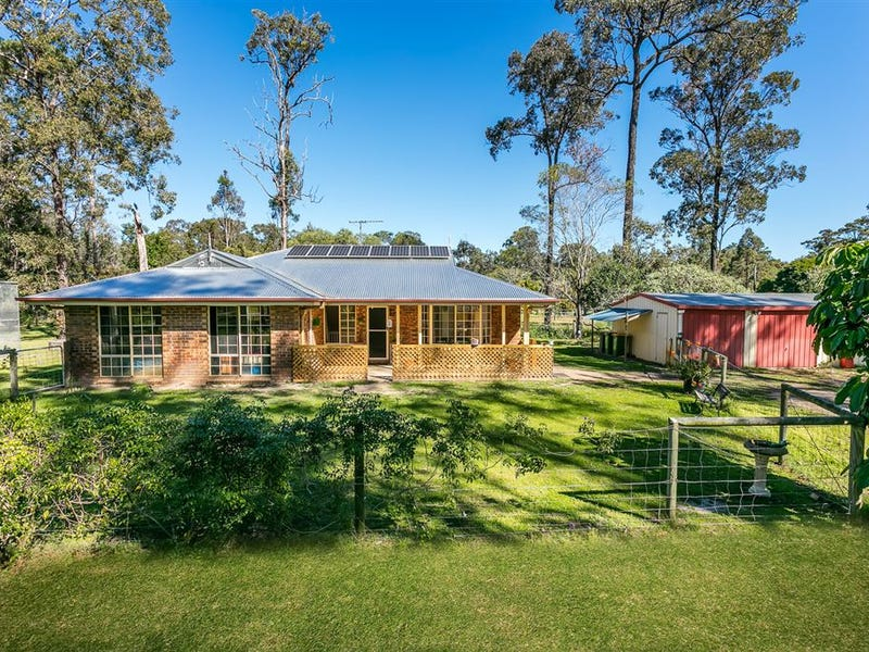 191-193 Wilson Road, Buccan, Qld 4207