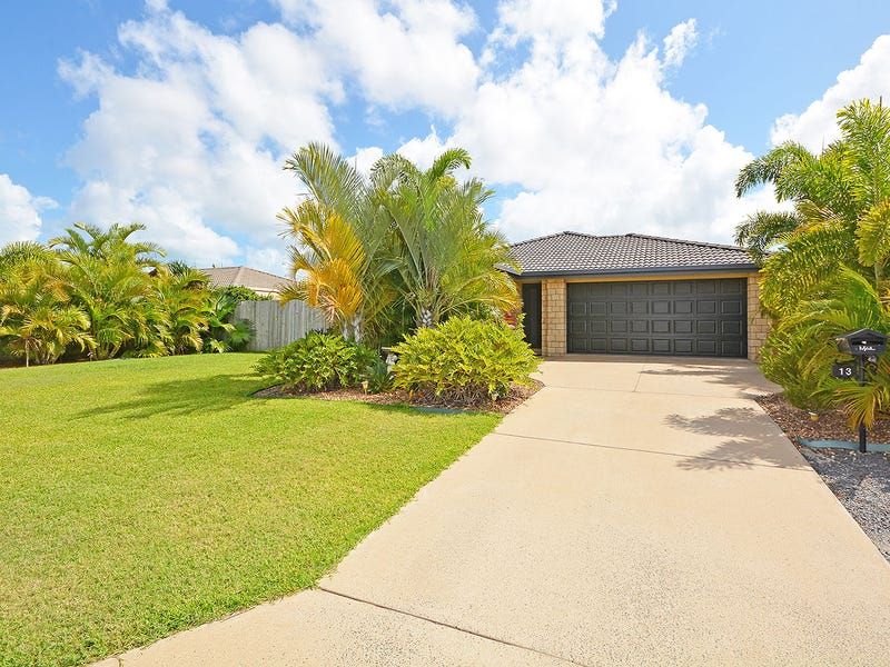 13 Lakeridge Drive, Dundowran, Qld 4655