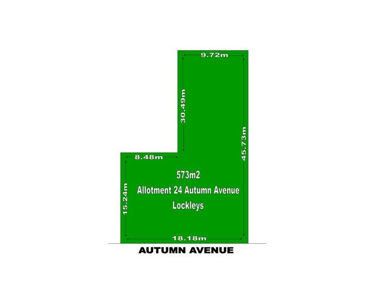 Allotment 24/54-58 Autumn Avenue, Lockleys, SA 5032