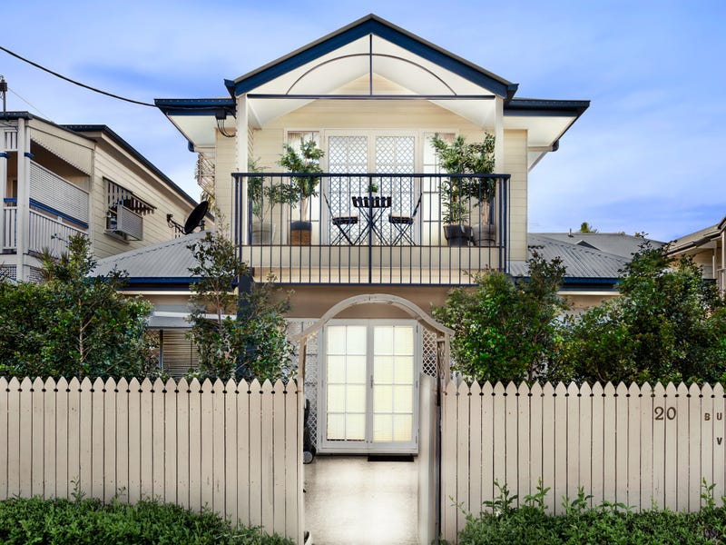 1/20 Cambridge Street, Bulimba, Qld 4171