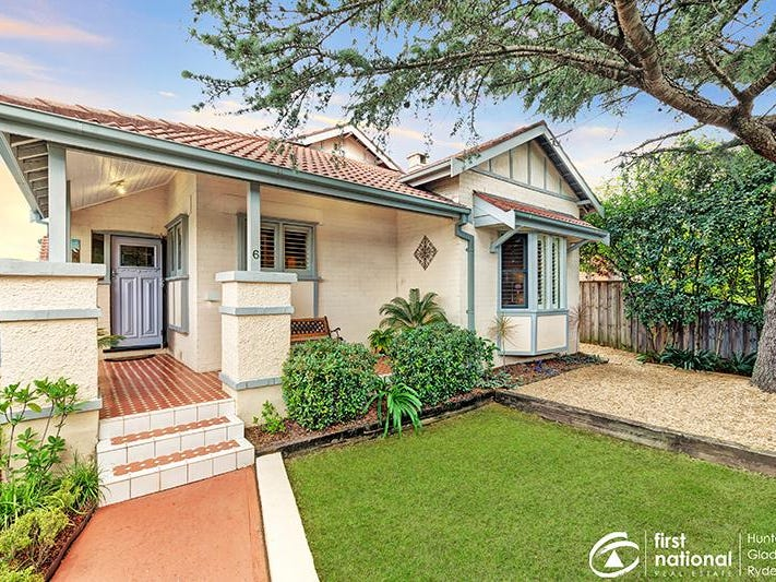 6 Stone Street, Meadowbank, NSW 2114