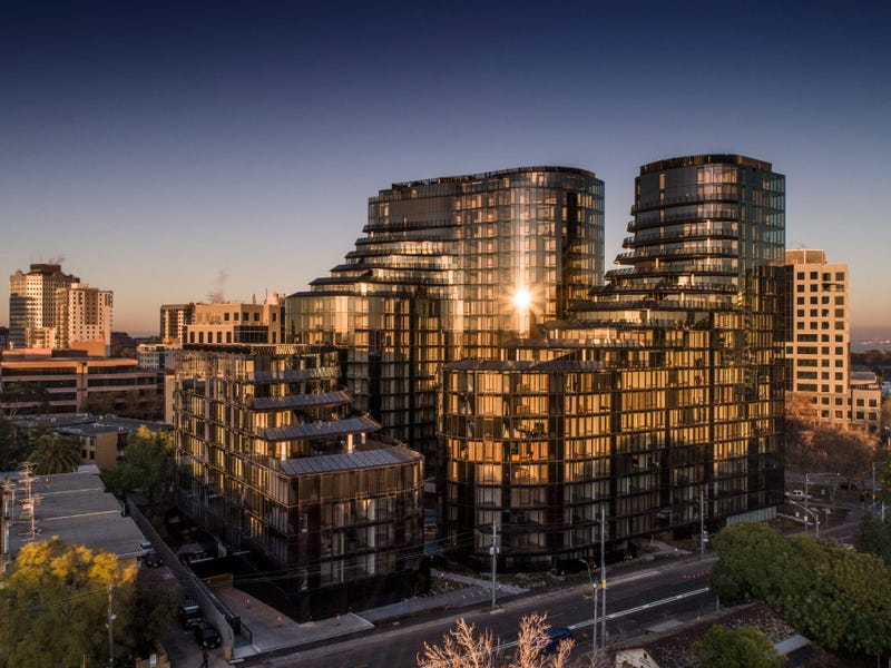 601 St Kilda Road, Melbourne, Vic 3004