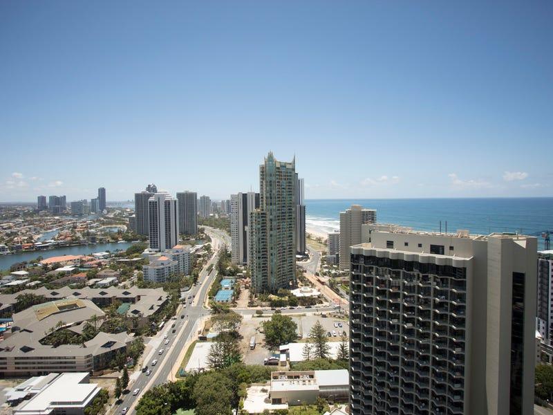3103/5-19 Palm Avenue, Surfers Paradise, Qld 4217