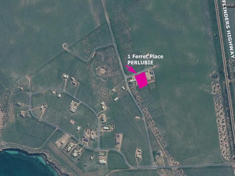 1 Ferret Place Perlubie via, Streaky Bay, SA 5680